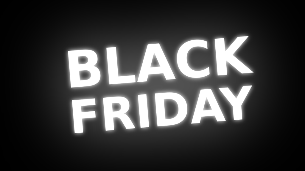 Banner image for Black Friday.