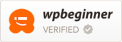 wpbeginner verified