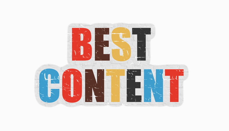 Write the best piece of blog content on the topic