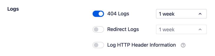Enabling 404 logs in All in One SEO