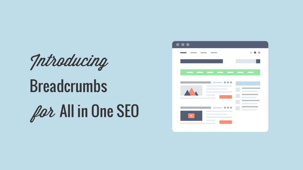 Introducing Breadcrumbs - Boost SEO & User Experience With One Plugin
