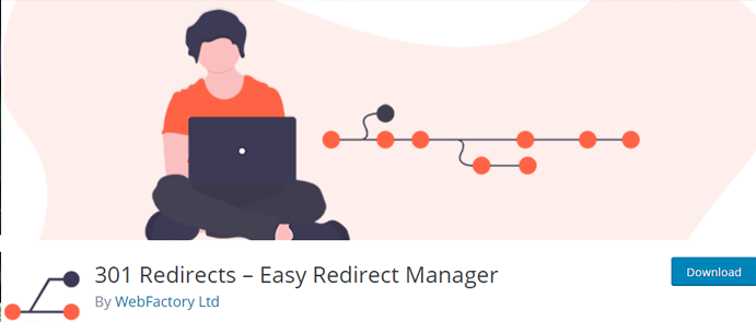 301 redirects - easy redirect manager