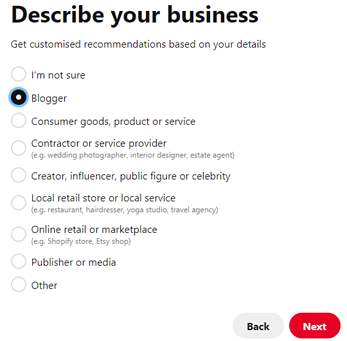 Describe your business
